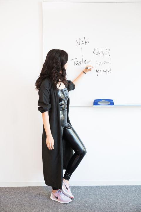 Bondage Outfit Ideen - Wie man Fetisch Kleidung im Büro trägt