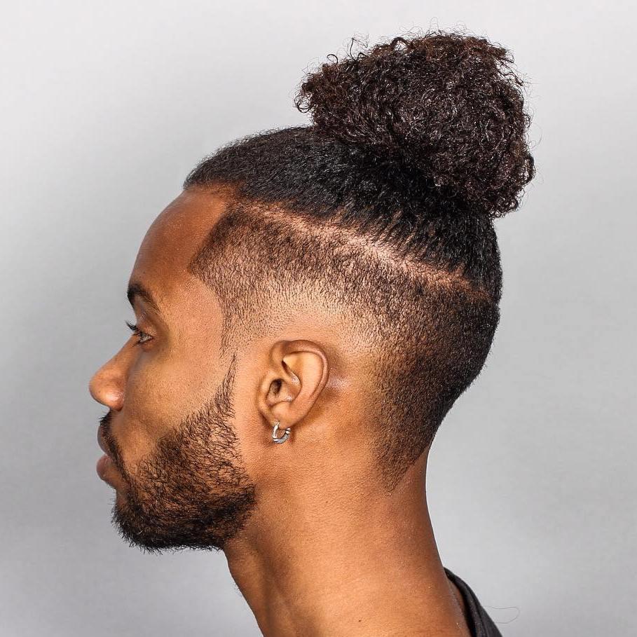 11 tolle lange Frisuren für Schwarze Männer