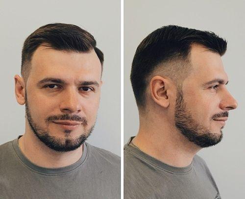50 حلاقة الشعر و تسريحات الشعر للرجال الصلع