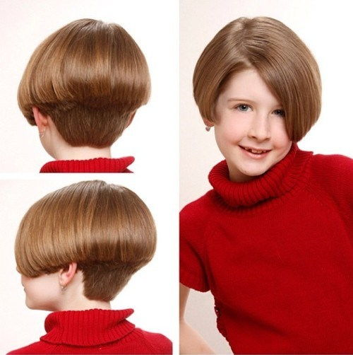 50 قصات الشعر القصير وحلاقة الشعر للبنات من جميع الأعمار