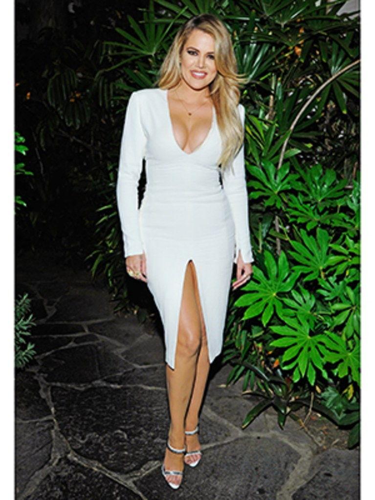 Khloe Kardashian Früher