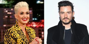 Katy Perry stokes Orlando Bloom dating rumors by wearing onesie with his face on