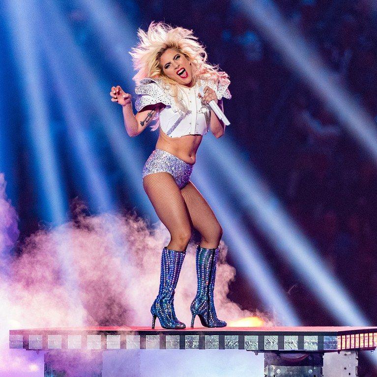 Lady Gaga Po